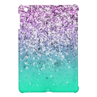 Coques Pour iPad Mini Variations de parties scintillantes IV