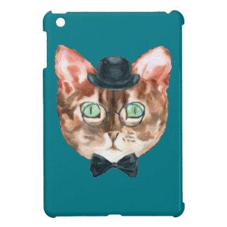 Coques Pour iPad Mini Verres de fantaisie de casquette supérieur de