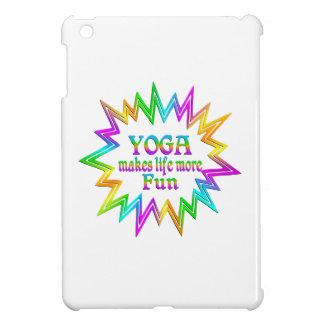 Coques Pour iPad Mini Yoga plus d'amusement