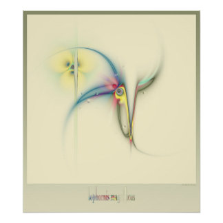 coquette frilled posters
