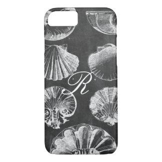 coquillages botaniques français côtiers de tableau coque iPhone 7