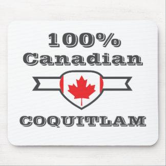Coquitlam 100% tapis de souris