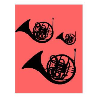 Cor de harmonie carte postale