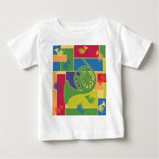Cor de harmonie Colorblocks T-shirt Pour Bébé