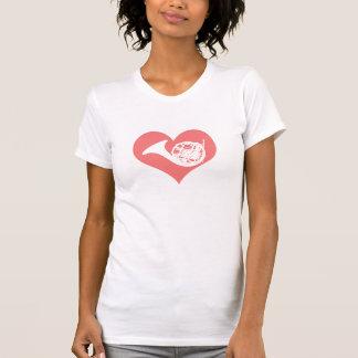 Cor de harmonie d'amour t-shirt