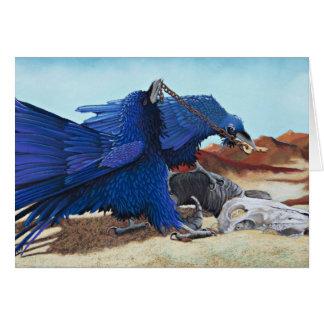corbeau cartes de vœux