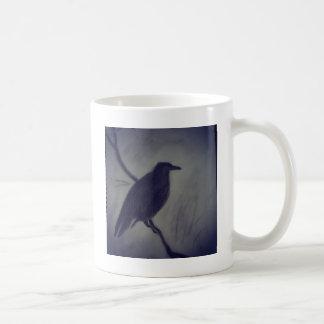 corbeau d'hiver mug