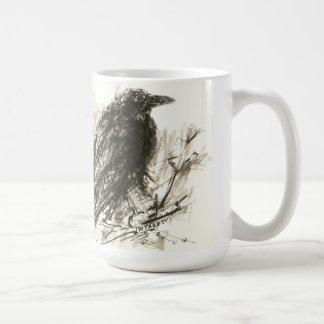 corbeau mug
