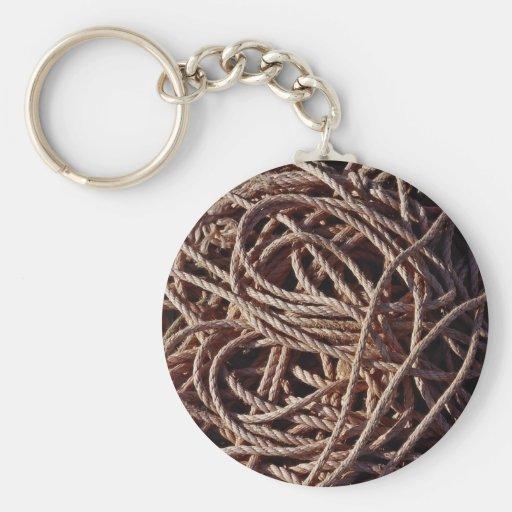 Cordes Porte-clef