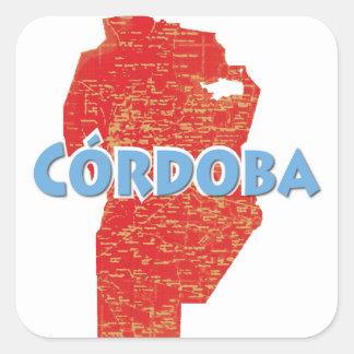 Cordoue Sticker Carré