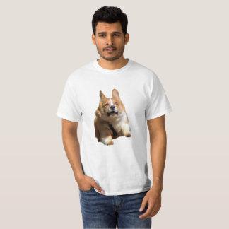 Corgi courant drôle t-shirt