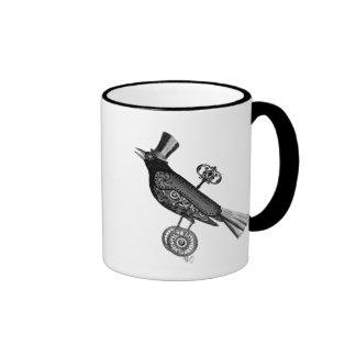 Corneille 2 de Steampunk Mug Ringer