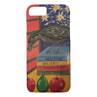 Corneille de la Science Coque iPhone 8/7
