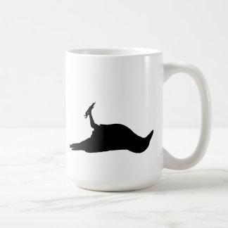 Corneille morte mug