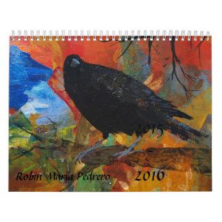 Corneilles, Ravens, et calendrier de merles