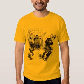 Cornement de cornement t-shirts