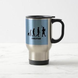 Cornemuses drôles mug de voyage