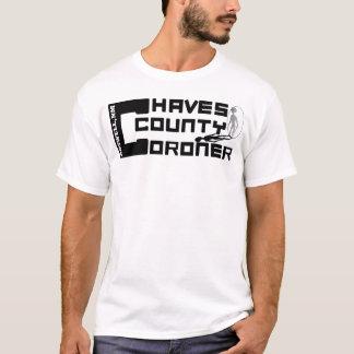Coroner de Roswell T-shirt