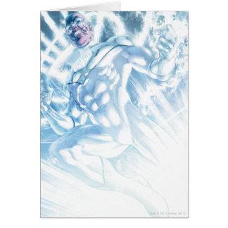 Corps blancs de lanterne - couleur carte de vœux