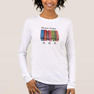 Corps de paix, m3    de M    O T-shirt À Manches Longues