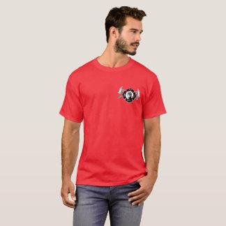 Corps de sapeurs-pompiers de gens du pays de t-shirt