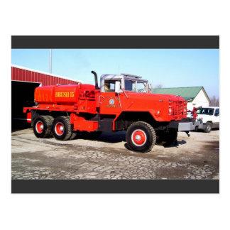 Corps de sapeurs-pompiers de Rolling Hills - Carte Postale