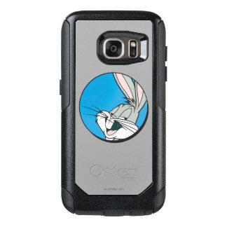 Correction bleue de ™ de BUGS BUNNY rétro Coque OtterBox Samsung Galaxy S7
