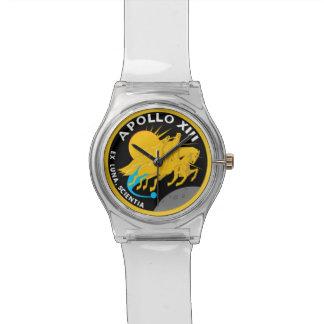 Correction de mission d'Apollo 13 Montres Bracelet