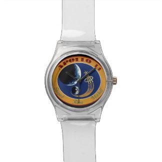 Correction de mission d'Apollo 14 Montres Bracelet