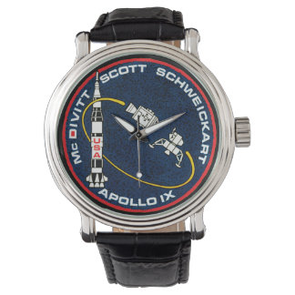 Correction de mission d'Apollo 9 Montres