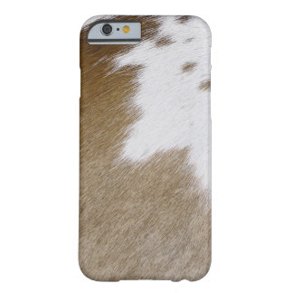 Correction de peau de vache coque iPhone 6 barely there