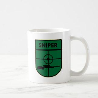 Correction de tireur isolé mug
