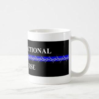 Corrections soignant le rectangle mug