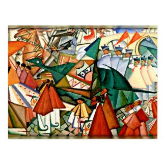 Cortège de Corpus Christi - Amadeo de Cartes Postales