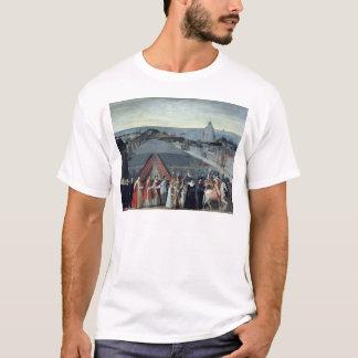 Cortège de la confrérie du Saint-Michel T-shirt
