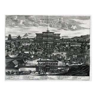 Cortège de Macao, une illustration Cartes Postales