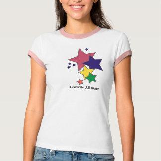 Corvette toutes les étoiles, Corvette toutes les T-shirt