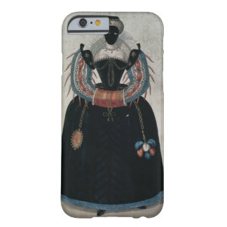 Costume de mascarade dans le style de Henri III Coque iPhone 6 Barely There