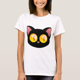 Costume d'Emoji Halloween de chat T-shirt