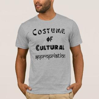 Costume du T-shirt des hommes culturels
