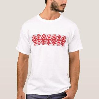 costume folklorique véritable de symbole populaire t-shirt