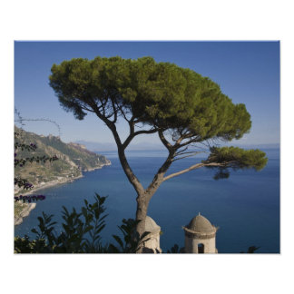 Côte d'Amalfi, Ravello, Campanie, Italie Posters