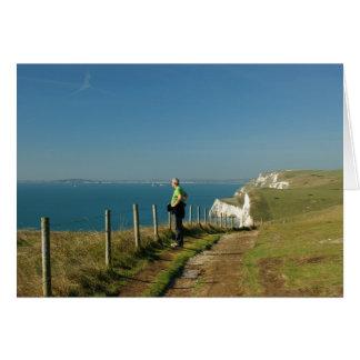 Côte de Dorset Cartes De Vœux