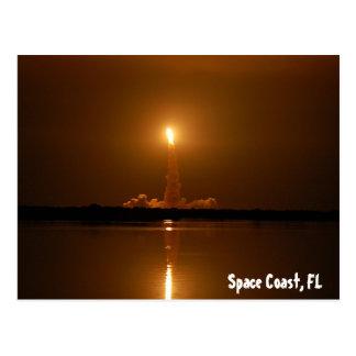 Côte de l'espace, FL Carte Postale