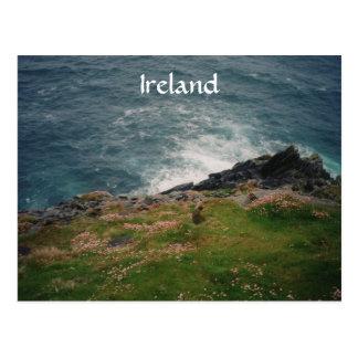 Côte de l'Irlande Carte Postale