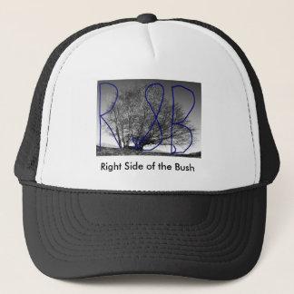 Côté droit de Bush Casquette