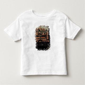 Côté droit de diptyque montrant le Parlement T-shirt Pour Les Tous Petits