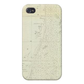 Côte du Delaware, le Maryland, pinte de la Coque iPhone 4