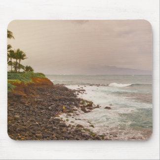 Côte du nord, Maui, Hawaï, Etats-Unis Tapis De Souris