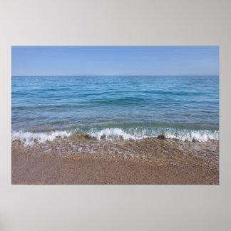 Côte méditerranéenne en Espagne Posters